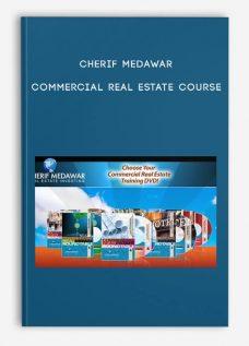 Cherif Medawar – Commercial Real Estate course