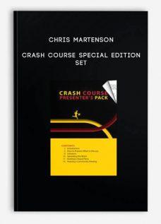Chris Martenson – Crash Course Special Edition Set