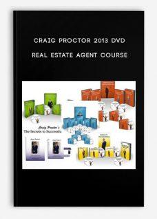 Craig Proctor 2013 DVD Real Estate Agent Course