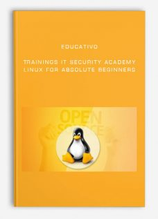 Educativo Trainings IT Security Academy – Linux for Absolute Beginners
