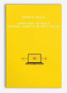 Infinite Skills – Learn how to build dynamic website in PHP & MySQL