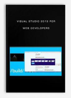 Visual Studio 2013 for Web Developers