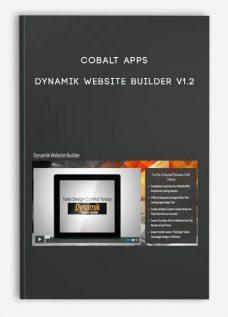Cobalt Apps – Dynamik Website Builder v1.2