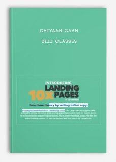 Daiyaan Caan – Bizz Classes