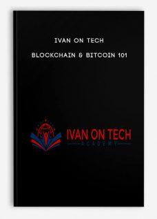 Blockchain & Bitcoin 101 by Ivan on Tech
