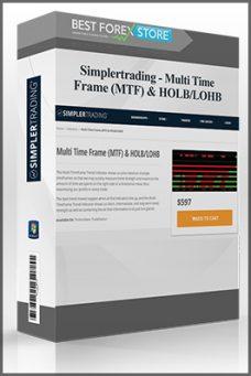 Simplertrading – Multi Time Frame (MTF) & HOLB/LOHB