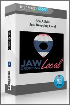 Ben Adkins – Jaw Dropping Local