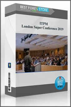 [COMPLETED] ITPM – London Super Conference 2019