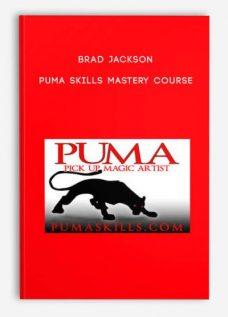 PUMA Skills Mastery Course by Brad Jackson