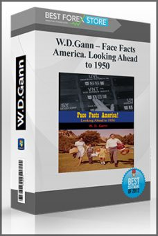 W.D.Gann – Face Facts America. Looking Ahead to 1950