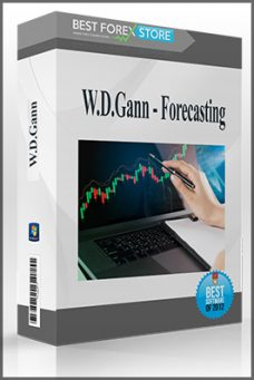 W.D.Gann – Forecasting