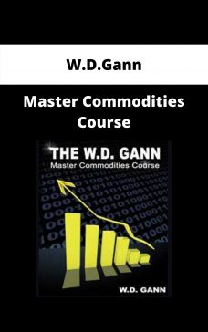 W.D.Gann – Master Commodities Course