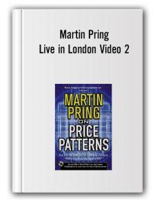 Martin Pring – Live in London Video 2
