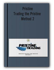 Pristine – Trading the Pristine Method 2