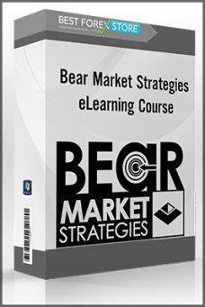 Bear Market Strategies eLearning Course – Van Tharp Institute